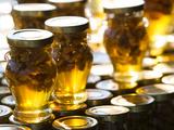 Local Honey, Anafonitria, Zakynthos, Ionian Islands, Greece Photographic Print by Walter Bibikow