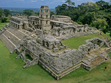 Palenque, Maya, Mexico Photographic Print by Kenneth Garrett