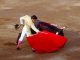Matador at Monumental El Paso, Bullfight (Fiesta Brava), San Luis Potosi, Mexico Photographic Print by Russell Gordon