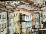 Colonial Architecture in Carmo Neighborhood, Pelourinho Area of Salvador Da Bahia, Brazil Photographic Print by Stuart Westmoreland