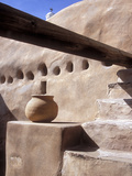 Tumacacori Mission Church in Arizona, USA Photographic Print by Diane Johnson