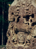 Maya, Copan, Honduras Photographic Print by Kenneth Garrett