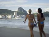 Copacabana, Rio De Janiero, Brazil Photographic Print by Stuart Westmoreland