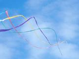 Kite on the Beach, Long Beach, Washington, USA Photographic Print by John & Lisa Merrill