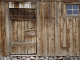 Old Barn, Antelope Flats, Grand Teton National Park, Wyoming, USA Photographie par Rolf Nussbaumer