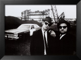 Blues Brothers Art