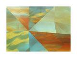 Kaleidescope Sky Reproductions de collection par  Menaul