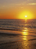 Sunrise Over Myrtle Beach, South Carolina, USA Photographic Print by Dennis Flaherty