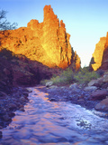 Stream Near Fisher Towers, Utah, USA Photographic Print by Christopher Talbot Frank