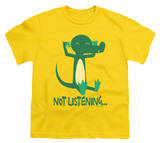 Youth: Novelty - Not Listening Shirt