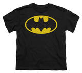 Youth: Batman - Classic Logo T-shirts