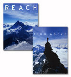 Reach High Above Posters