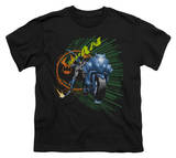 Youth: Batman - Batcycle T-shirts