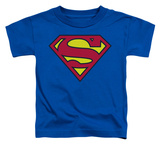 Toddler: Superman - Classic Logo T-Shirt