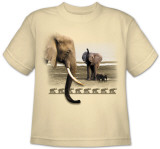 Youth: Animal Wildlife - Elephant Shirts