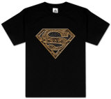Youth: Superman - Aztec Shield Shirt