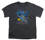 Youth: Batman - Cape Outstretched T-Shirt