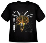 Youth: Wildlife-Styracosaurs Shirts