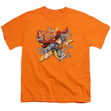 Youth: Superman - Stars and Chains T-shirts