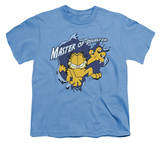 Youth: Garfield - Master of Disaster T-Shirt