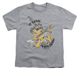 Youth: Garfield - G with the Band Shirt