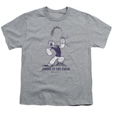 Youth: Popeye - Strong to the Finish T-Shirt