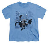 Youth: Batman - Throwing Blades T-shirts