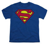 Youth: Superman - Classic Logo T-shirts