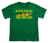 Youth: Garfield - Blah, Blah, Blah Shirts