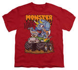Youth: Novelty - Monster Maniac Shirt