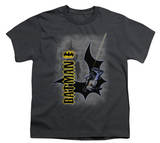 Youth: Batman - Swing Into Action T-Shirt