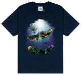 Youth: Animal Wildlife - Turtle T-Shirt