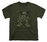 Youth: Garfield - General Laziness T-Shirt