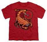Youth: Novelty - Scorpion T-Shirt