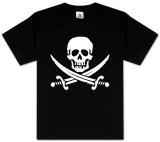 Youth: Novelty - Jolly Roger T-Shirt
