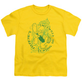 Youth: Popeye - Popeye's Fightin' School T-shirts