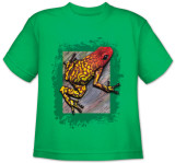 Youth: Wildlife-Tree Frog T-Shirt