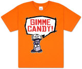 Youth: Novelty - Gimme Candy T-shirts