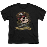 Youth: Popeye - Shiver Me Timbers Shirt