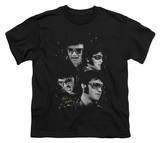 Youth: Elvis - Faces T-shirts