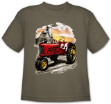 Youth: Novelty - Tractor T-Shirt