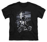 Youth: Elvis - Motorcycle T-Shirt