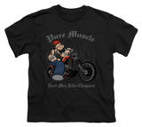 Youth: Popeye - Pure Muscle T-shirts