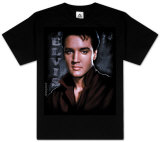 Youth: Elvis - Tough T-shirts