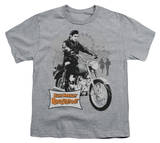 Youth: Elvis - Roustabout Poster Shirts