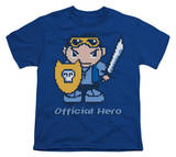 Youth: Novelty - Official Hero T-shirts
