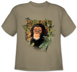 Youth: Wildlife-Chimp T-Shirt