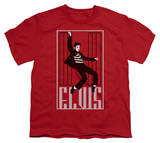 Youth: Elvis - One Jailhouse T-Shirt