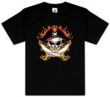 Youth: Novelty - Pirate Skull T-shirts