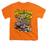 Youth: Novelty - King of the Road Shirts